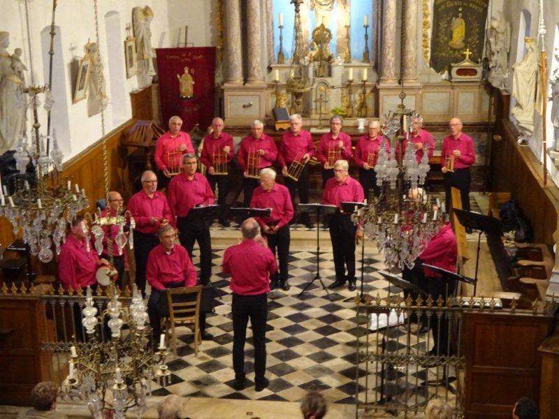 Concert de St Denis des Monts